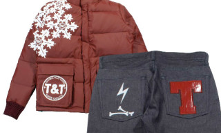 Swagger x Trilly & Truly by Lupe Fiasco | Puffer Jacket & Denim