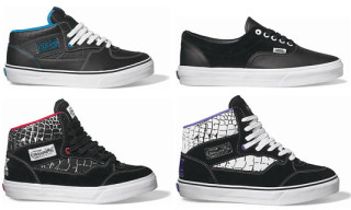 Vans Spring 2009 Collection | Caballero, Half Cab, Era