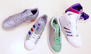 adidas Consortium Spring 2009 Footwear