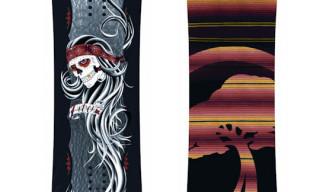 Arbor x Rex Holloway (Rogue Status) Snowboard
