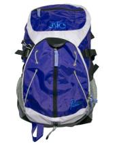 asics backpack purple