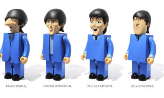 "Medicom x Silly Thing ""The Beatles"" 1000% Kubricks Available"