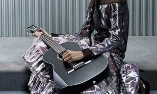 Chanel Spring/Summer 2009 Guitar