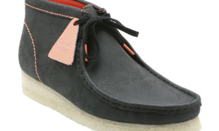 Clarks Spring/Summer 2009 Red Collection Wallabee