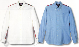 Junya Watanabe Comme Des Garcons x Brooks Brothers Spring/Summer 2009 Collection
