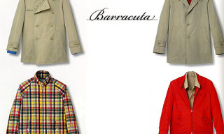 Junya Watanabe Comme Des Garcons x Baracuta Spring/Summer 2009 Collection