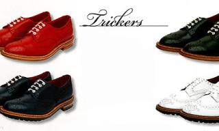 Junya Watanabe Comme Des Garcons x Trickers Spring/Summer 2009 Footwear