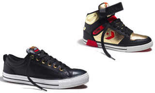 Converse Skateboarding Spring 2009 | Black & Gold Pack