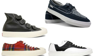 Converse Spring 2009 Collection | Jack Purcell & Sea Star