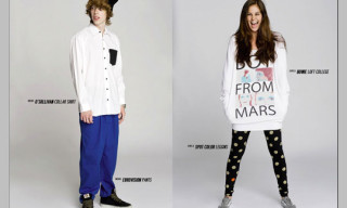 CTRL Spring/Summer 2009 Collection Lookbook