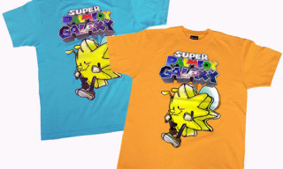 "Devilock Spring 2009 ""Super Palmboy Galaxy"" T-Shirts"