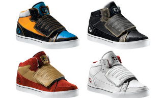 Etnies Plus Spring 2009 Tribute Plus