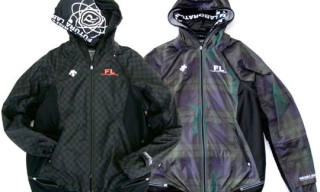 Futura Laboratories x Descente Spring/Summer 2009 Collection