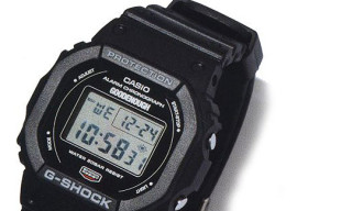 Goodenough x G-Shock GW-M5600