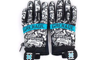 Grenade x ESPN Winter X Games 13 Gloves