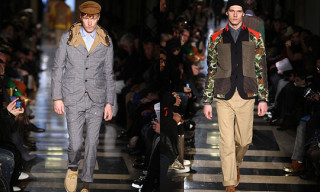 Junya Watanabe MAN RTW Fall 2009 Collection