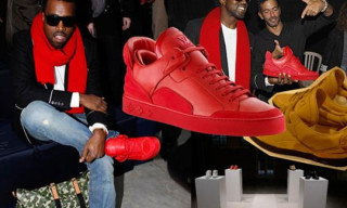 Kanye West Talks Shoes, Blogs & Fashion