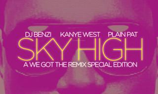 """DJ Benzi and Plain Pat """"Sky High"""" Mixtape"""