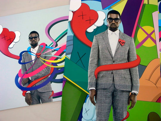 Article 373 Kanye West Art Collection | WSOURCE
