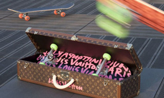 Louis Vuitton x Stephen Sprouse Graffiti Skateboard