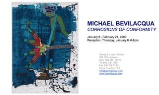"Michael Bevilacqua ""Corrosions of Conformity"" at Gering & Lopez"