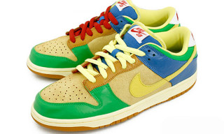"Nike Dunk Low Premium SB Halo ""Brooklyn Projects"""