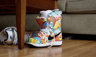 "Nike Snowboarding x Arbito ""Danny Kass"" Zoom Force 1 Boots"