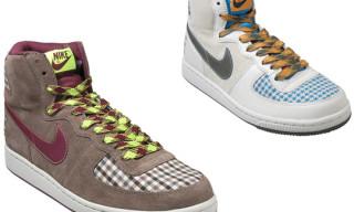 """Nike Terminator Hi """"Checker/Herringbone"""""""