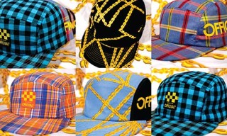 Official Spring/Summer 2009 5-Panel Caps