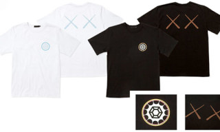 "Original Fake x honeyee.com ""X Eyes Stripe"" T-Shirts"