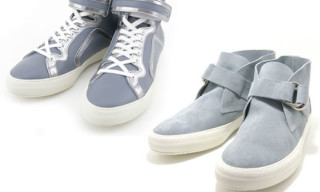 Pierre Hardy Spring/Summer 2009 Sneakers | Hi Cut & Double Ring