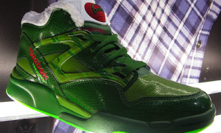 "Bread & Butter Winter 2009: Reebok Pump Omni Lite ""Monsters Pack"""