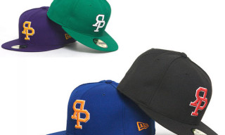 "Rock Paper Scissors x New Era ""Varsity Logo"" Caps"