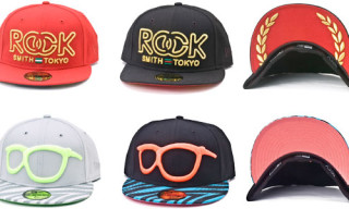 Rocksmith Spring 2009 New Era Caps