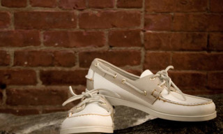 Vane x Sebago Spring/Summer 2009 Docksides Boat Shoes