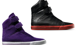 Supra Society (Terry Kennedy Pro Model) | Purple Suede & Black Perf