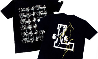 "Swagger x Trilly Truly ""Horror Trilly"" T-Shirt"