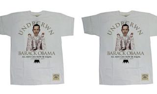 Undrcrwn Obama Inauguration T-Shirt