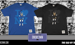 "Undrcrwn ""The Old NY"" T-Shirt"
