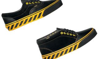 Vans Black/Yellow Chukka & Era
