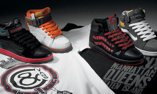 "Vans Forty-Four Hi ""West Coats vs. East Coast"" Pack 