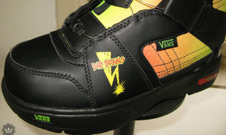 Vans Snowboarding x Bad Brains Boots