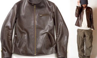 Victim Leather Riders Jacket