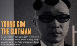 Young Kim AKA The Suitman Interview