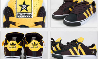 adidas x Revelation Records Campus
