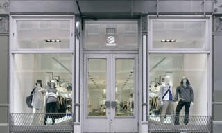 adidas SLVR Flagship Store Soho