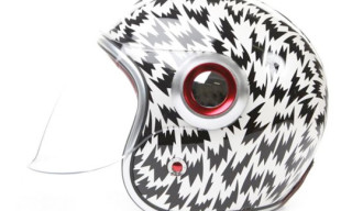 Atelier Ruby x Eley Kishimoto Helmets