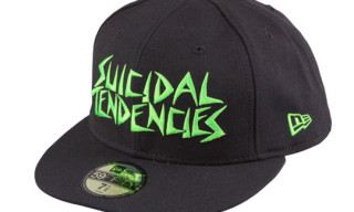 Suicidal Tendencies New Era Cap | Fluorescent Green