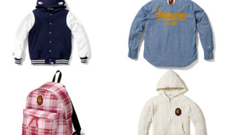 Bape Spring/Summer 2009 Collection | New February Releases