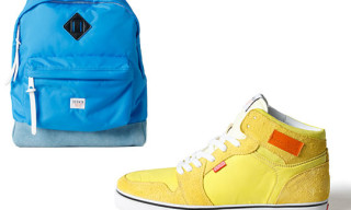 "Bedwin Spring/Summer 2009 Collection | ""Rubbersole"" Sneaker & Porter Backpack"